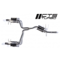 CTS TURBO B8 A4 2.0T EXHAUST
