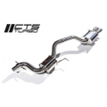 "Jetta MK5 2.0T 3"" Cat-back Exhaust"