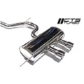 "Golf MK6 R 3"" Cat Back Exhaust"