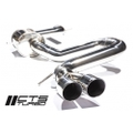 "Golf MK5 GTI 3"" Cat-back Exhaust"