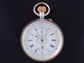 AS-73 English Watch Company Limited   Chrono-micrometer クロノグラフ懐中時計  希少