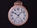 AT-9 イリノイ BUNN SPECIAL 60時間巻き 懐中時計