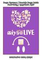 """""""miya@LIVE 4th 2019"""" DVD"""