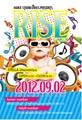 """RISE 1st"" DVD"