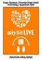 """""""miya@LIVE 3rd 2018"""" DVD"""