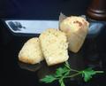 モモばあちゃんの手づくりカップケーキ《ベーコンチーズ》(1箱12個入)