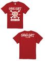 "SKULLSHIT ""Old School"" T-sh (SKS-456) - レッドver."