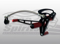 Freespirits Harley XR1200 ステップキット(特注カラー) [cod. 206900R]