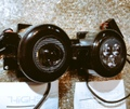 Buell XB Firebolt系ドイツHBL製 LEDヘッドライトキット