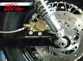 Freespirits Harley-Davidson スポーツスター(260mmローター用) リアブレンボ4PODキット Code: 205705