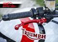 各種Triumph用 ブレーキ&クラッチレバーセット (Italy Bolcato racing製)