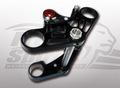 Freespirits XR1200用 カフェレーサートリプルクランプキット [cod. 202402S/K]