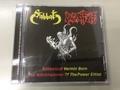 Sabbat / Paganfire - Sabbatical Vermin Born / The Witchhammer of the Power Elitist CD