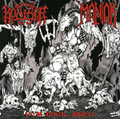 KORIHOR/MANIAK - From Death... Rising! (split) CD