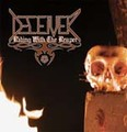 DECEIVER/Riding with the reaper CD