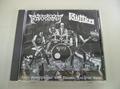ROTTEN/TERRORIST KOMMANDO - Rottin' Strong, Drinkin' Hard, Thrashin' Fast (Goin' South) split CD