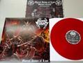 ATOMIC CURSE/MORTAL DAWN OF LUST LP(赤盤)
