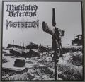 Mutilated Veterans / Vastation Split  7'EP