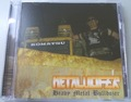 Metalucifer -Heavy Metal Bulldozer CD (Holycaust Records)