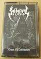 SABBATICAL RITES/Omen of Destructionデモテープ
