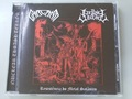 Eternal Violence/Carcara - Resistencia do Metal Satanico CD
