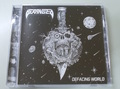 Deranged - Defacing World CD