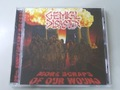 Chemical Disaster - More Scraps of our Wound CD