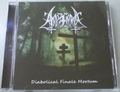 Amezarak - Diabolical Finale Mortum CD