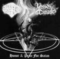 Behalf Fiend/Versos Miriades - Honor & Pride for Satan split CD