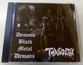 Toxodeth - Demons Black Metal Demons CD
