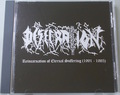 Desecration - Reincarnation Of Eternal Suffering (1991-1995) CD