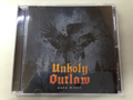 Unholy Outlaw - Dark Wings CD