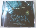 Sauron - Conquest Through Attrition CD
