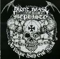 "FRONT BEAST / MEPHISTO-""In League with Evil Metal"" split CD"
