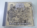 Oblivion Worship - Bestial Punishment CD