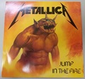 Metallica - Jump In The Fire 12'インチ (中古)