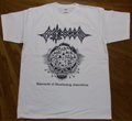 PATHOGEN - Miscreants of Bloodlusting Aberrations Tシャツ(サイズ M)