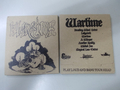 Wartime - Wartime Vol 1 CD
