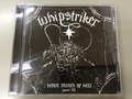 Whipstriker - Seven Inches Of Hell (part II) CD