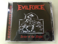 Evil Force - Army of the Night CD