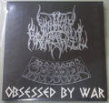 Unholy Archangel - Obsessed By War デジパックCD (Proselytism)