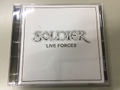 Soldier - Live Forces 1982 CD