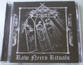 Uraeus - Raw necro rituals CD