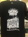 Nocturnal Damnation - Nuclear Massacre of GoatKommando Tシャツ (Mサイズ)