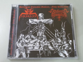 Abigail / Nocturnal Damnation - Sacrilegious Fornication Masscare... Filthy Desekrators! MCD