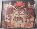 Savage Aggression - Satan's Strike CD