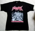 Necrolisis Tシャツ(黒/Lサイズ)