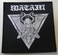 Watain - Devil 刺繍パッチ