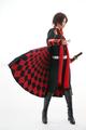 刀剣乱舞:加州清光 風[型紙セット]