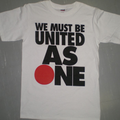 ■AS ONE チャリティーT シャツ